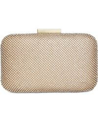 INC International Concepts - Sydney Sparkle Small Minaudiere - Lyst