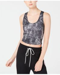 Material Girl - Juniors' Twist-back Sports Bra, Created For Macy's - Lyst