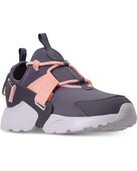 a5c255eb5f10 Nike - Air Huarache City Low Casual Sneakers From Finish Line - Lyst