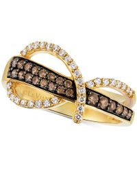 Le Vian - Diamond Statement Ring (1/2 Ct. T.w.) In 14k Gold - Lyst