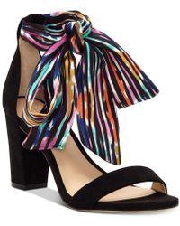 INC International Concepts - Trina Turk X I.n.c. Kanata Two-piece Sandals, Created For Macy's - Lyst