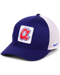 the best attitude 3ce27 82c87 Nike Oklahoma State Cowboys True Platinum Swooshflex Cap in Gray for Men -  Lyst