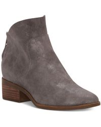 Lucky Brand - Women's Lahela Booties - Lyst
