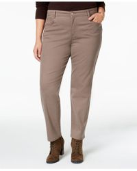 Style & Co. - Plus Size Skinny Jeans, Created For Macy's - Lyst