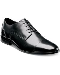 Florsheim - Shoes, Jet Cap Toe Lace-up Shoes - Lyst