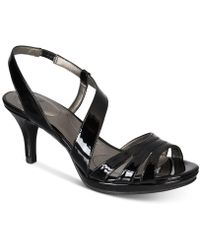 Bandolino - Kadshe Platform Dress Sandals - Lyst