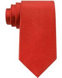 Michael Kors - Tie, Sapphire Solid Ii - Lyst