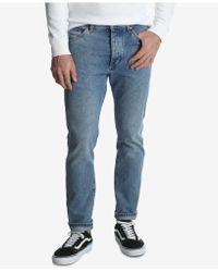 Wrangler - Regular Fit Tapered Leg Fashion Jeans - Lyst
