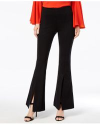 INC International Concepts - Split-leg Bootcut Pants, Created For Macy's - Lyst