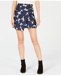 Maison Jules - Floral-print A-line Skirt, Created For Macy's - Lyst