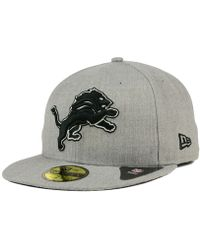 online retailer db1f5 a8378 KTZ Indianapolis Colts Nfl Heather Gray Bucket Hat in Gray for Men - Lyst