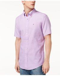 Tommy Hilfiger - Oxford Shirt - Lyst
