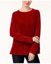 Style & Co. | Petite Chenille Sweater | Lyst