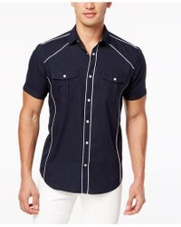 INC International Concepts - Rori Shirt, Created For Macy's - Lyst