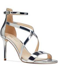 Nine West - Retilthrpy Strappy Sandals - Lyst