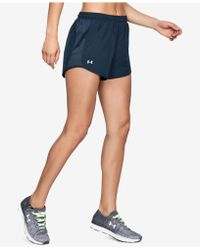 Under Armour - Fly By Running Shorts - Lyst