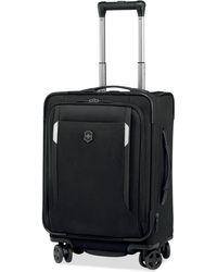 """Victorinox - Werks Traveler 5.0 20"""" Carry-on Dual Caster Spinner Suitcase - Lyst"""