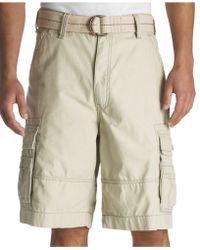 Levi's - Squad Cargo Shorts - Lyst