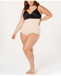 Miraclesuit - Plus Size Flexible Fit Extra-firm High Waist Brief 2935 - Lyst