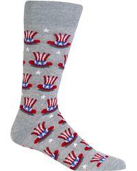 Hot Sox - Carnival Hat Socks - Lyst