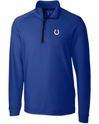 Cutter & Buck - Indianapolis Colts Jackson Half-zip Pullover - Lyst