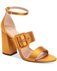 BCBGeneration - Raelynn Dress Sandals - Lyst