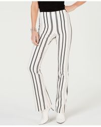 INC International Concepts - I.n.c. Striped Wide-leg Pants, Created For Macy's - Lyst