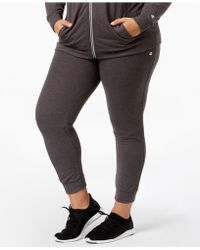 Champion - Plus Size Jogger Sweatpants - Lyst