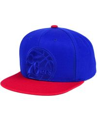 finest selection a1c01 11d16 Mitchell   Ness 110 Adjustable Baseball Cap Ny Knicks in Gray for Men - Lyst