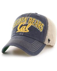 684f95a7878 47 Brand - California Golden Bears Tuscaloosa Mesh Clean Up Cap - Lyst
