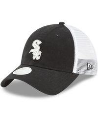 KTZ - Chicago White Sox Trucker Shine 9twenty Cap - Lyst