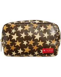 Macy's - Coated Cotton Canvas Cosmetic Case - Lyst