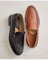 Johnston & Murphy - Shoes, Cresswell Venetian Loafer - Lyst