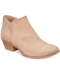 Style & Co. - Women's Warrenn Ankle Booties - Lyst