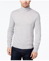 Daniel Hechter - Men's Merino Wool Turtleneck Sweater - Lyst