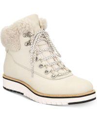 Cole Haan - Grandexplore Hiker Boots - Lyst