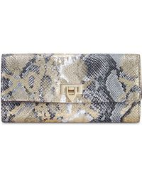 INC International Concepts - I.n.c. Glam Python-embossed Jewelry Case, Created For Macy's - Lyst