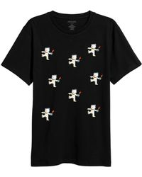 ELEVEN PARIS - Graphic T-shirt - Lyst