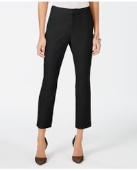 INC International Concepts - I.n.c. Cropped Straight-leg Pants, Created For Macy's - Lyst