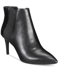 INC International Concepts - I.n.c. Irsia Ankle Booties, Created For Macy's - Lyst