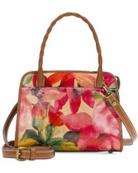 Patricia Nash - Provencal Escape Paris Medium Satchel - Lyst