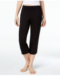 Alfani - Solid Cropped Pajama Pants, Created For Macy's - Lyst