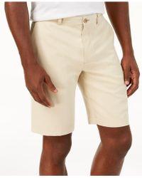 Tommy Bahama - Silk Havana Herringbone Shorts, Created For Macy's - Lyst