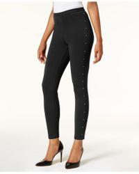Style & Co. | Embellished Leggings | Lyst