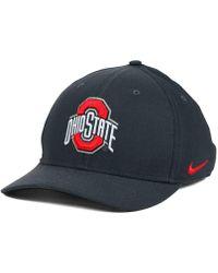 9381b4c258c5c5 Nike Ohio State Buckeyes Arobill Swoosh Flex Cap in Red for Men - Lyst