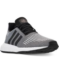 7ef557121 Lyst - adidas Swift Run Primeknit Casual Sneakers From Finish Line ...