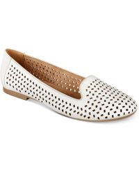 Style & Co. - Alyson Slip-on Loafer Flats - Lyst