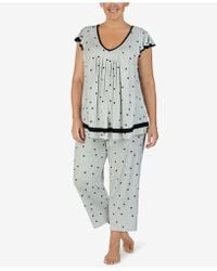 Ellen Tracy - Plus Size Yours To Love Short Sleeve Top - Lyst