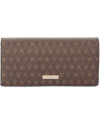 DKNY - Bryant Large Carryall Wallet - Lyst