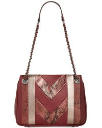 INC International Concepts - I.n.c. Averry Patchwork Shoulder Bag, Created For Macy's - Lyst